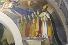duomodithiene_Presbiterio-dettaglio-PioXII-e-papi